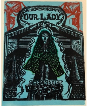 Celeste de Luna - Our Lady of the Checkpoint