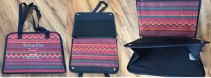 Sierra Stripe Get Creative Expandable Caddy